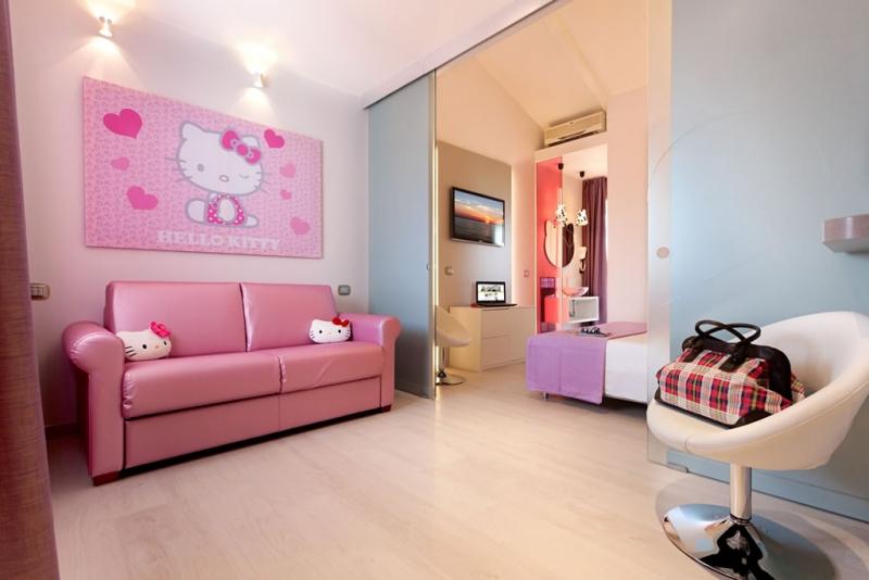 Per i piu 39 piccoli gli hotel con camere a tema non solo - Hotel con camere a tema milano ...