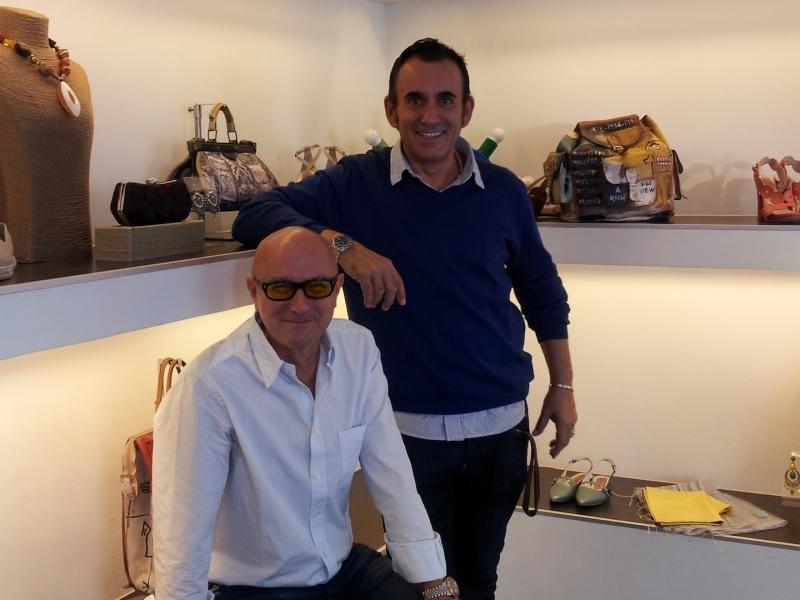 Fabio Pozza e Mauro Di Cecco