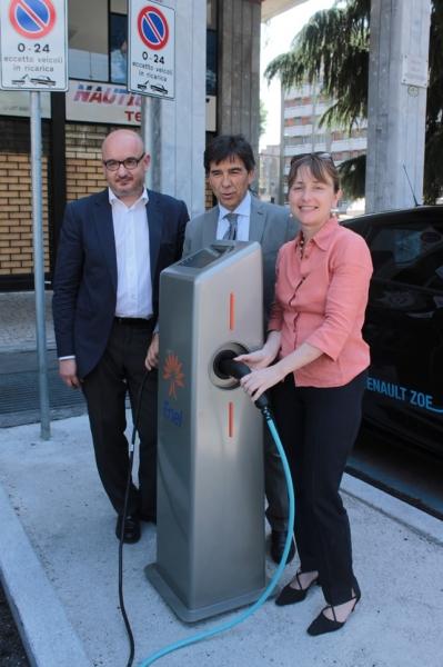 Sesto san giovanni per una mobilit sostenibile auto for Renault renord