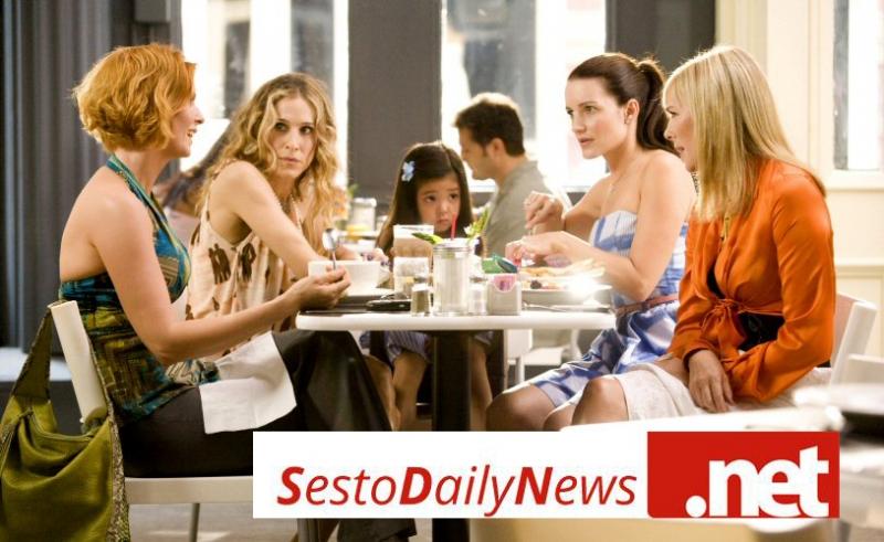 Carrie, Charlotte, MIranda e Samantha