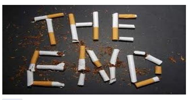 La pressione allatto di fumo smesso è normalizzata
