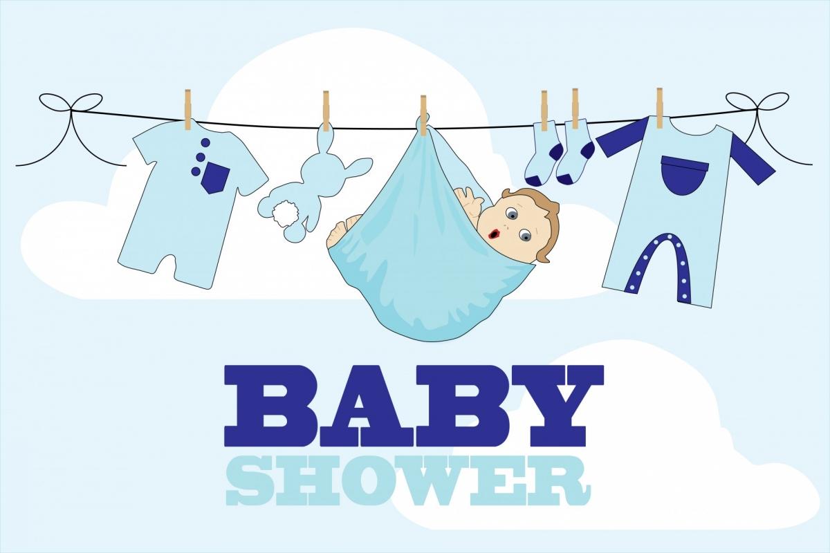 Dallamerica Allitalia Il Baby Shower Festeggiare Larrivo Di Un