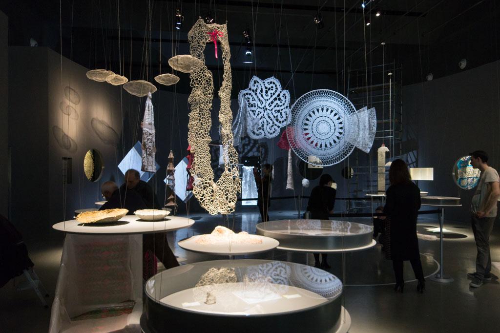 Il progetto della citt della salute e della ricerca in for Milano triennale mostre