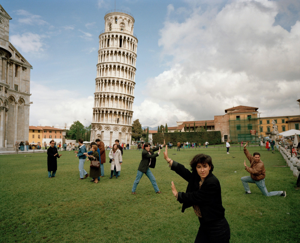 Martin Parr, Pisa, 1990 © Martin Parr / Magnum Photos
